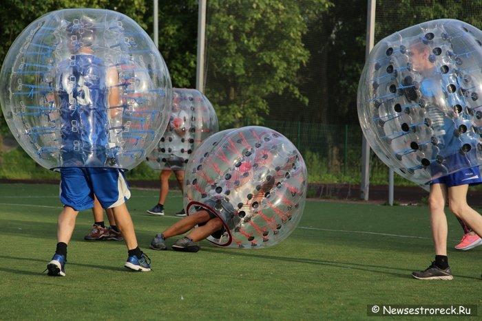 III Городской турнир по бамперболу, посвященный Всемирному Дню здоровья