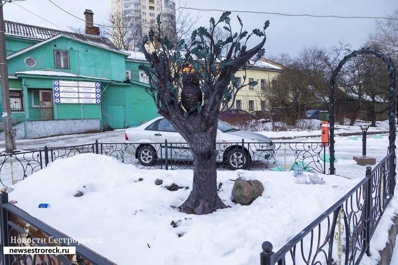 """В Сестрорецке появилось """"Поле чудес в стране ..."""""""