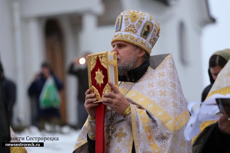 Церковь не приветствует показательные погружения в иордани