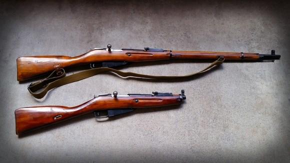 В Сестрорецке пьяный мужчина устроил стрельбу из обреза винтовки Мосина
