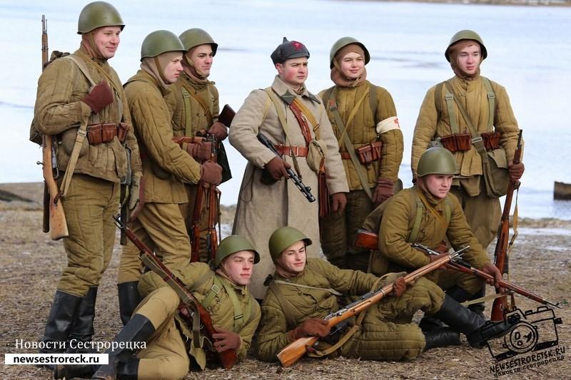 19 марта пройдет военно-историческая реконструкция