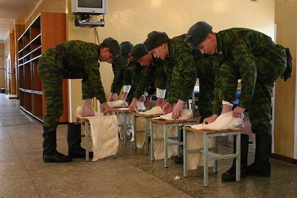 Школьников Курортного района готовят в призывники