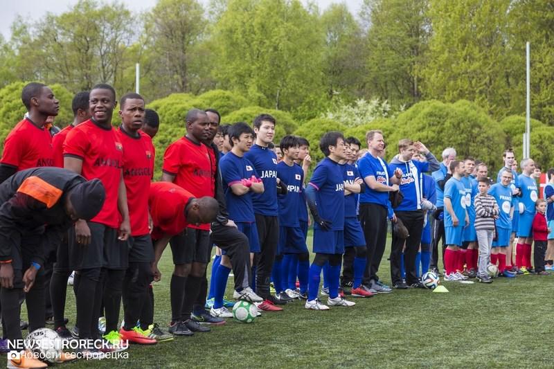 VII международный турнир по мини-футболу среди консульских команд