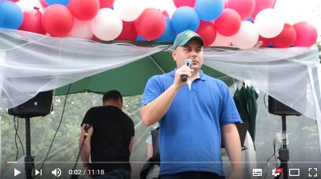 В Смолячково отметили «День рыбака 2018»