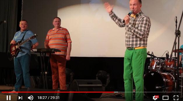 Наталья Сенчукова и Виктор Рыбин в Сестрорецке