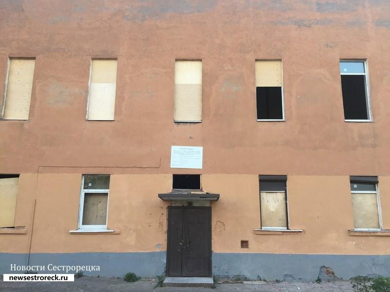 Здание бывшей прачечной отдали Следственному комитету