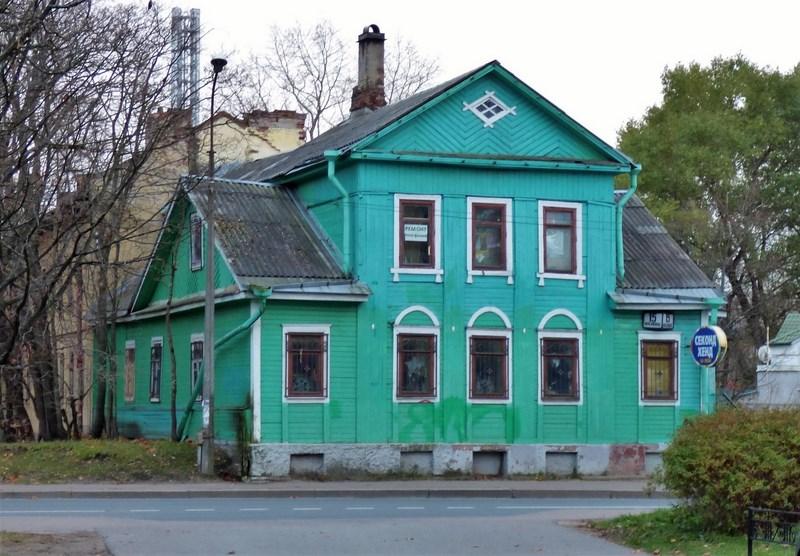 Дом на ул.Воскова, д.15 хотят снести